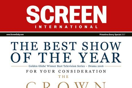 Screen Emmy Cover