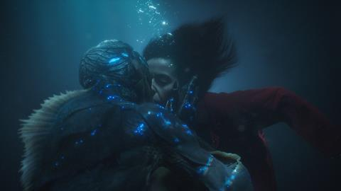 The shape of water high res