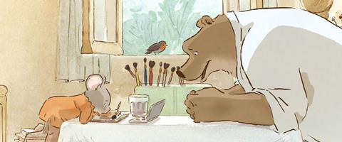 From Film To Tv Series Annecy Spotlights Ernest Celestine News Screen