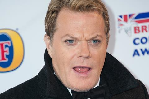 Eddie Izzard Joins Focus Features Working Title Comedy Covers