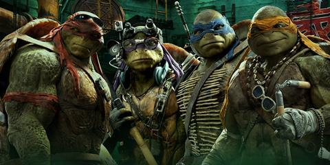 Teenage Mutant Ninja Turtles Out Of The Shadows Review Reviews Screen