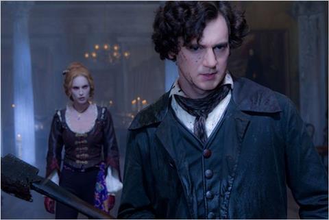 Abraham Lincoln Vampire Hunter Reviews Screen