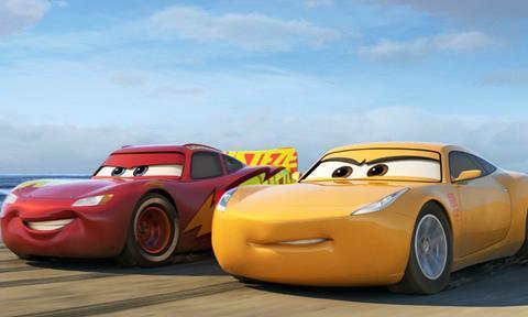 Cars 3 Review Reviews Screen