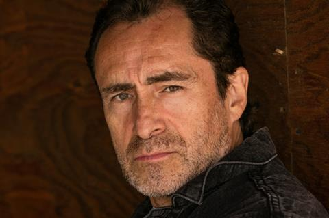 Demián Bichir photo Richard Wright