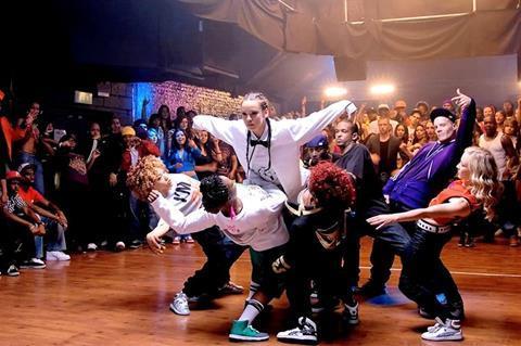 Arab dance from the nutcracker 3d