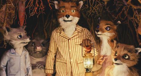Fantastic Mr Fox Reviews Screen
