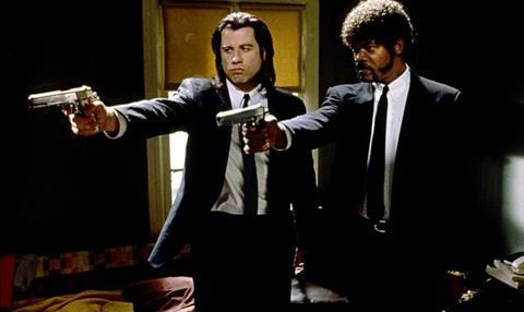 Pulp Fiction 1994 Features Screen
