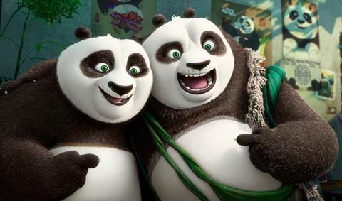 Kung Fu Panda 3 Review Reviews Screen