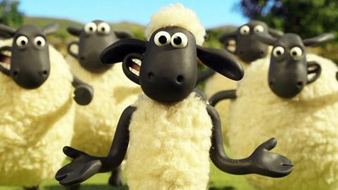 Image result for shaun the sheep movie