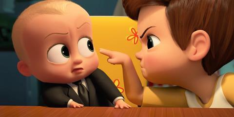 The Boss Baby Review Reviews Screen
