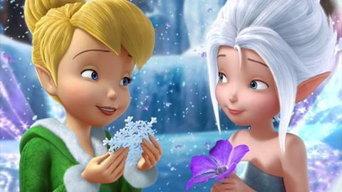 tinker bell and the secret of the wings reviews screen