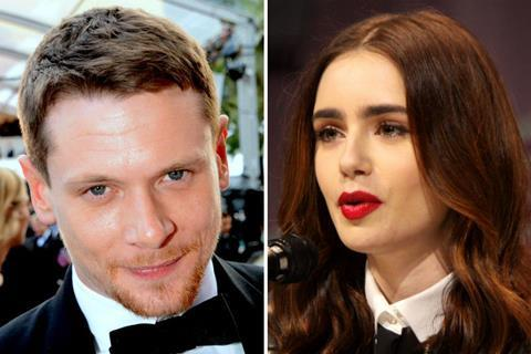 Jack O'Connell, Lily Collins to star in 'The Cradle' for 'The