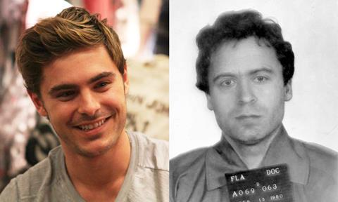 Zac Efron to play serial killer Ted Bundy in 'Extremely