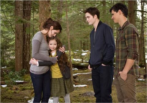 The Twilight Saga: Breaking Dawn – Part 2 | Reviews | Screen