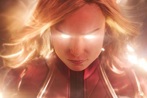 Captain Marvel' crosses $900m worldwide, becomes tenth
