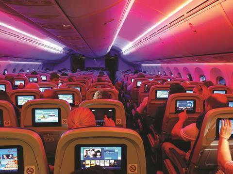 In-Flight Entertainment: Cinemas In The Sky   Features   Screen