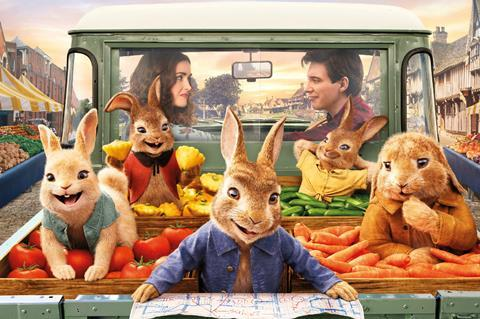 Sony moves 'Peter Rabbit 2: The Runaway' from Easter to August due ...