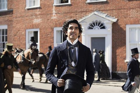 'The Personal History Of David Copperfield' leads BIFA 2019 craft winners | News | Screen