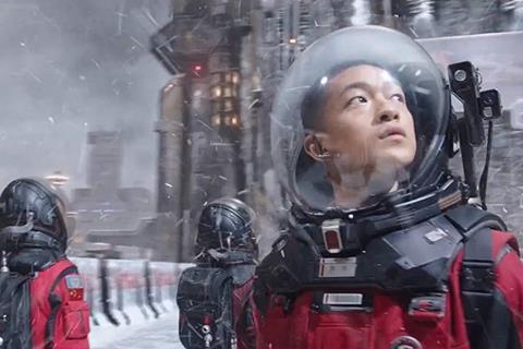 Netflix acquires Chinese sci-fi hit 'The Wandering Earth