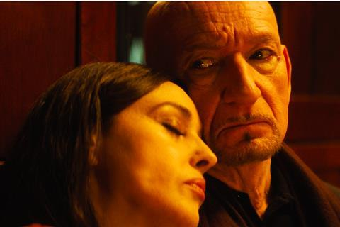 Ben Kingsley Monica Bellucci Spy Thriller Spider In The