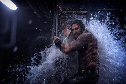 Aquaman Review Reviews Screen