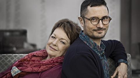 Ghita Nørby, Michael Noer
