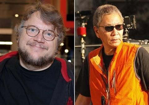 Guillermo del Toro and Takashi Miike