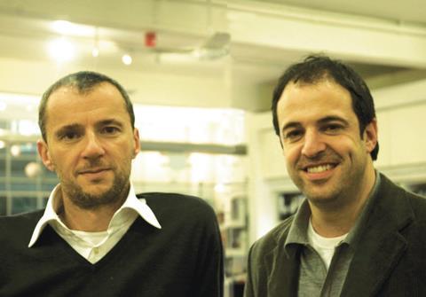 John Battsek and Simon Chinn