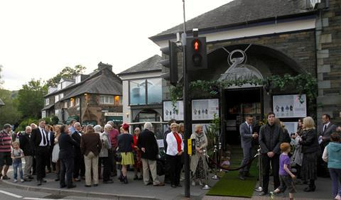 Ambleside premiere queue