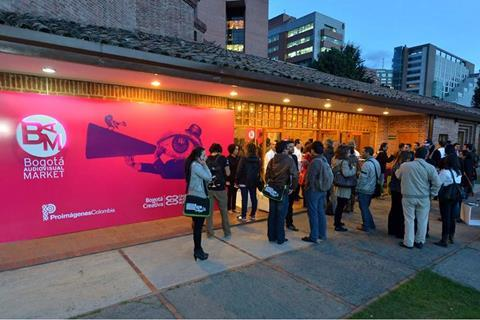 Bogota Audiovisual Market (BAM)