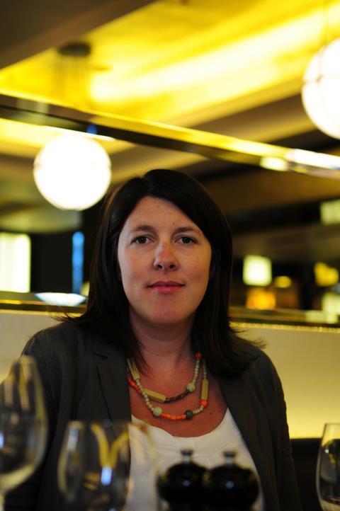Geraldine Patten