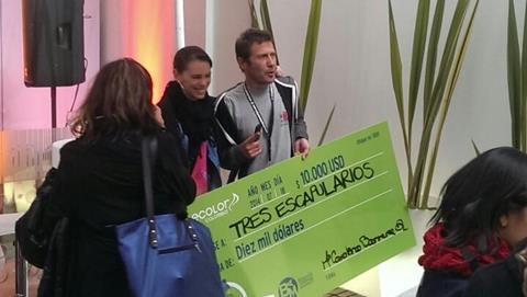 BAM 2014 winner Tres Escapularios