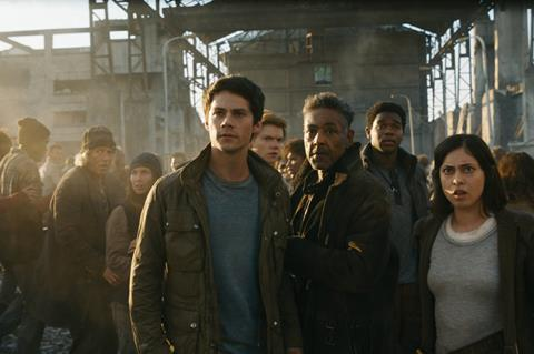 Maze runner the death cure 20th century fox