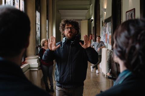 The guest the director duccio chiarini urban distribution