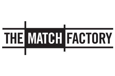 the match factory logo