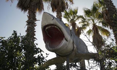 Bruce the Jaws shark