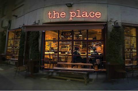 The place genovese