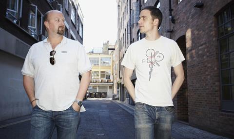 Alex Winckler and Neil Marshall