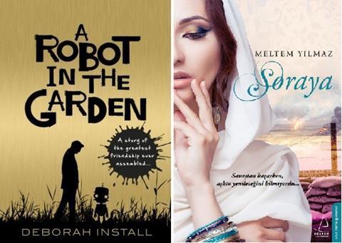 A Robot in the Garden Soraya