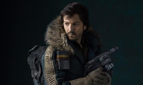 Diego Luna Rogue One