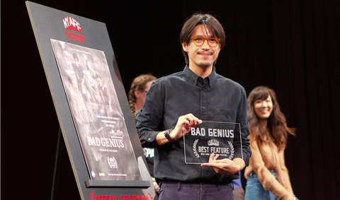 Bad Genius director NYAFF award
