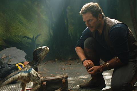 Jurassic World Fallen Kingdom Universal 3