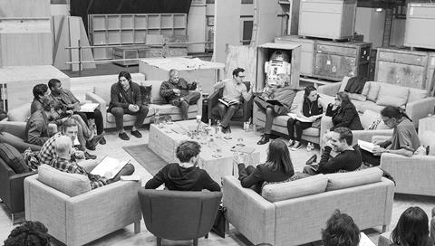 Star Wars: Episode 7 cast