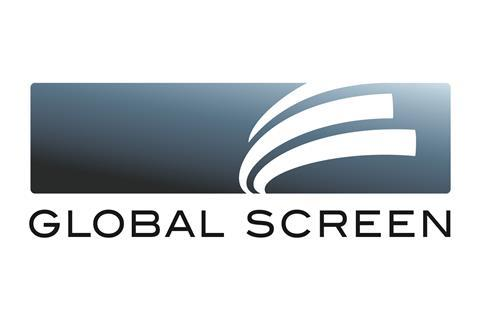global screen logo