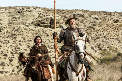 the man who killed don quixote 3 c alan amato