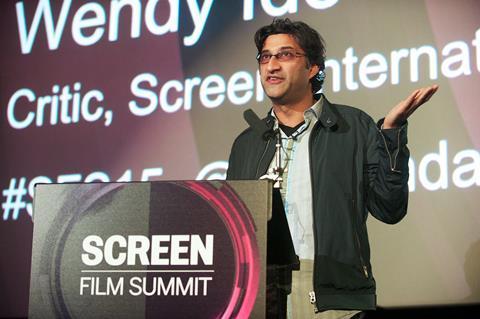 Asif Kapadia Screen Film Summit 2015