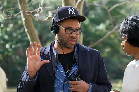 Get out director jordan peele 2