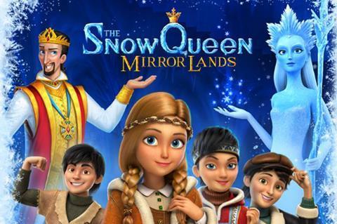 The Snow Queen mirrorlands