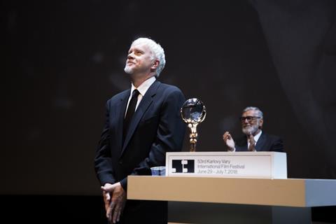 Tim Robbins Karlovy Vary
