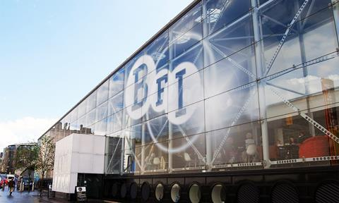 BFI cinema